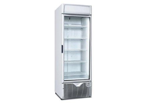 Framec Kühlschrank Glastür | 472L (Linksdrehend)