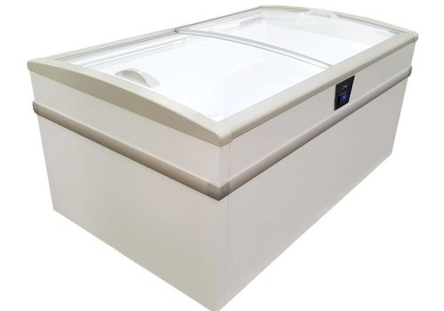 Framec Freezer with sliding windows GT250