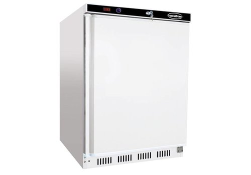 Combisteel Static Fridge | White 130 liters 1 Door