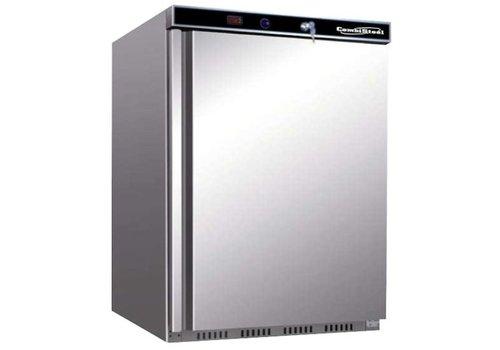 Combisteel Freezer Stainless Steel 120 Litre
