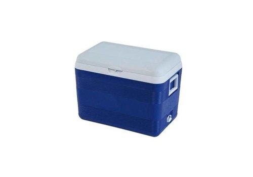 HorecaTraders Professionelle Kühlbox Isothermischer Behälter 35 Liter
