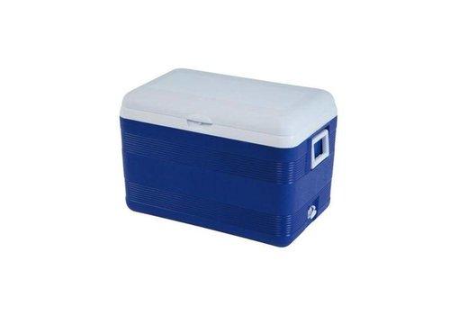 HorecaTraders Professionelle Kühlbox Isothermischer Behälter 50 Liter