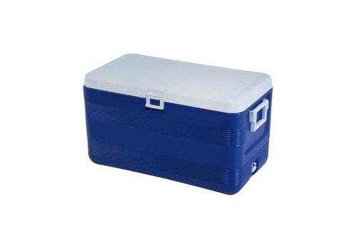 HorecaTraders Professionelle Kühlbox Isothermischer Behälter 60 Liter