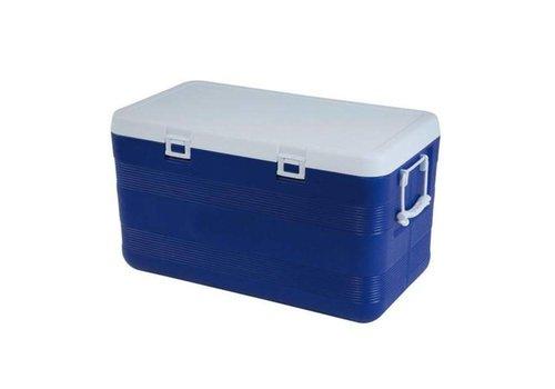 HorecaTraders Professionelle Kühlbox Isothermischer Behälter 110 Liter