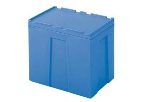 HorecaTraders Isothermal Container - 70 L - 60x40x54cm