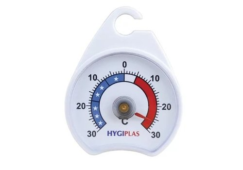 Hygiplas Cooling cell thermometer -30 ° C to + 30 ° C