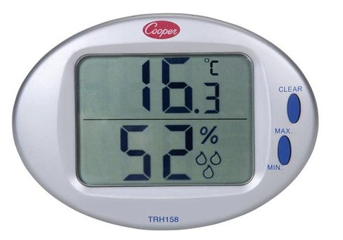 Cooper Atkins Thermo and moisture meter 0 ° C to 50 ° C