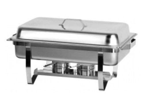 HorecaTraders Chafing dish 230 V
