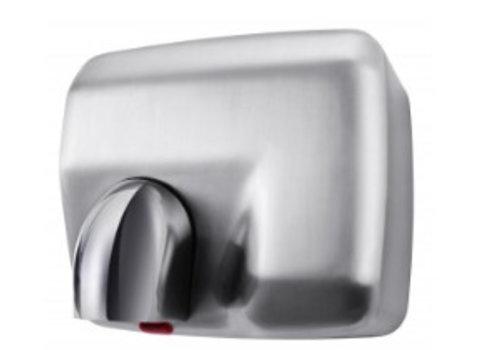 HorecaTraders Handendroger zilver 42°C