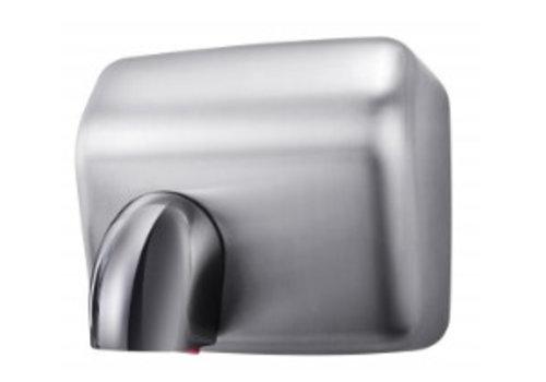 HorecaTraders Stainless steel hand dryer 230V