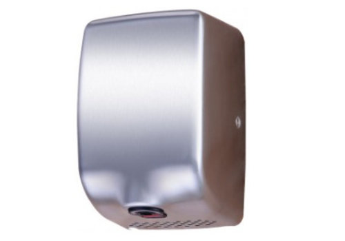 HorecaTraders Handtrockner Silber 40 ° C