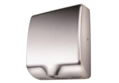 HorecaTraders Silver hand dryer 70dB
