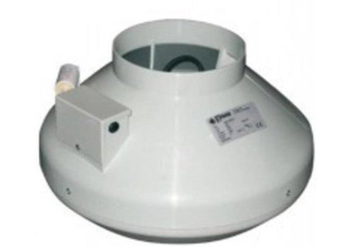 HorecaTraders Rohrventilator | Pro SERIES | 8 Kapazitäten