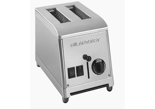 Milan Toast Toaster 2 Steckplätze