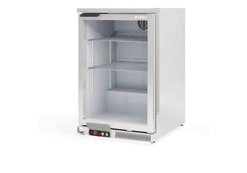 Coreco Barkoeling | RVS | 130 Liter | 620(b)x520(d)x900(h) mm