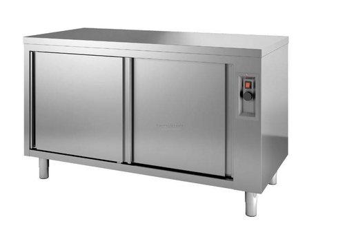 Combisteel Wärmeschrank mit 2 Türen | 120x70x85 cm (Imperial)