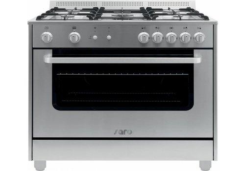 Saro Gas stove with gas oven 5 Burners