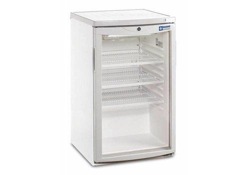 Diamond Kühlschrank Glastür | 112 Liter