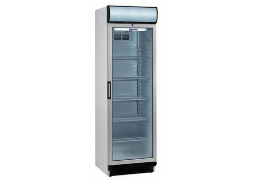 Kühlschrank Glastür : Kühlschränke mit glastür online bei horecatraders kaufen schnell