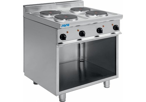 Saro Electric Stoves with open base | 4 Records