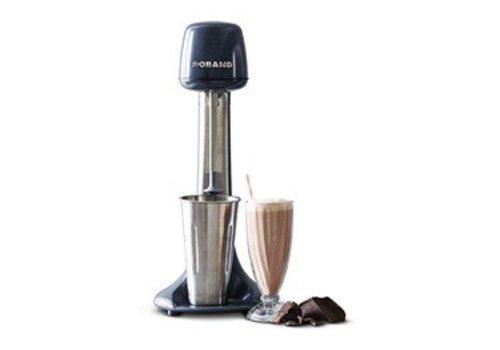 Roband Milchshake Mixer - schwarz - 2 Geschwindigkeiten