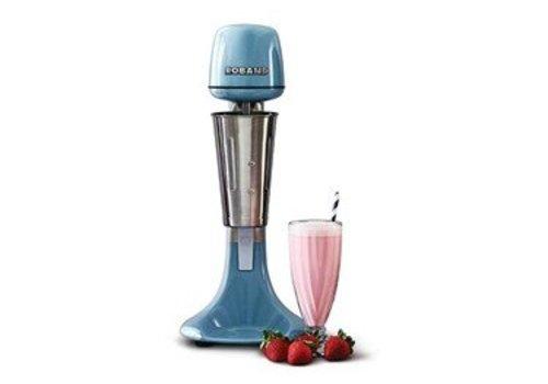 Roband Milchshake-Mixer - blau - 2 Geschwindigkeiten
