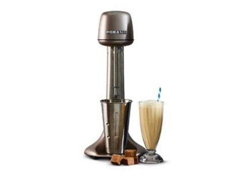 Roband Milkshake mixer - metallic - 2 snelheden