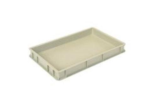Plastic Crate Gray 60x40 | 9 Formats