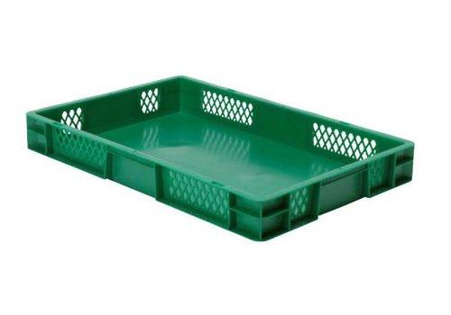 Stapelbehälter aus Kunststoff | 60 x 40 cm | 5 Farben