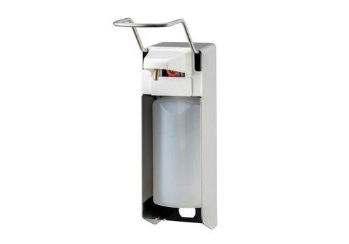 HorecaTraders Edelstahlseifenspender | 500 ml