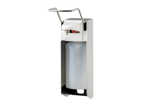 HorecaTraders RVS Zeepdispenser 500 ml