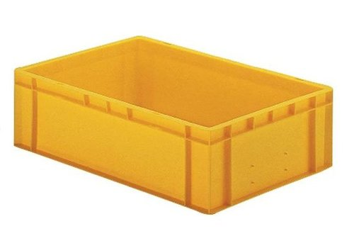 Polypropylene Crate | 5 Colors 600x400x175 mm