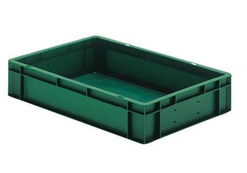 Polypropylene Crate | 5 Colors 600 x 400 x 120 mm