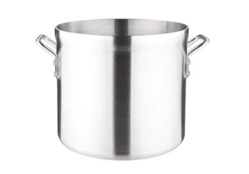 Vogue Professional aluminum cooking pan high 4 Formats