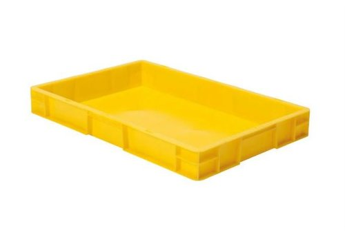 Polypropylene Colored Crate | 5 Colors