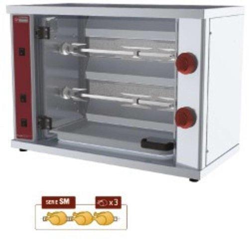 Chicken grills Gas