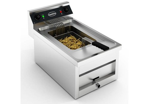 Combisteel Electric Table Fryer 12 Liter. EXTREMELY POWERFUL!