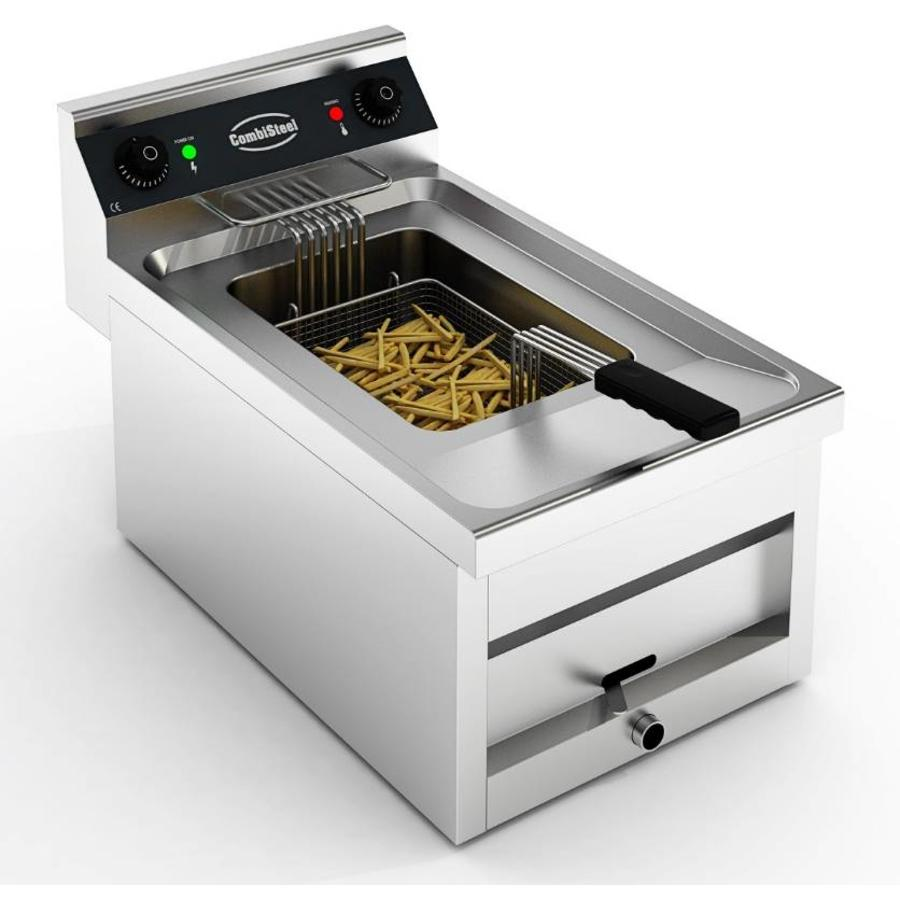 Electric Table Fryer 12 Liter. EXTREMELY POWERFUL!