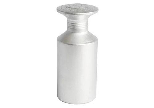 HorecaTraders Aluminium Salzstreuer 60 cl