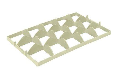 Kistenaufteilung | 15 Fächer Top