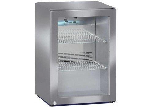 Liebherr FKv503-21 | Stainless steel Minibar with glass | Liebherr