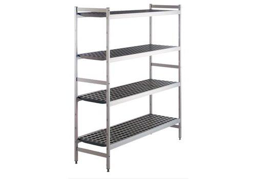 HorecaTraders Storage rack | Aluminum (2 sizes)