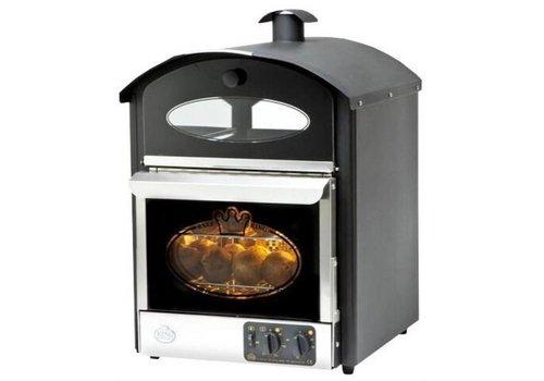 Neumärker Kartoffelofen 455 x 505 x (h) 643 mm | 25 Behälter + 25 warm halten