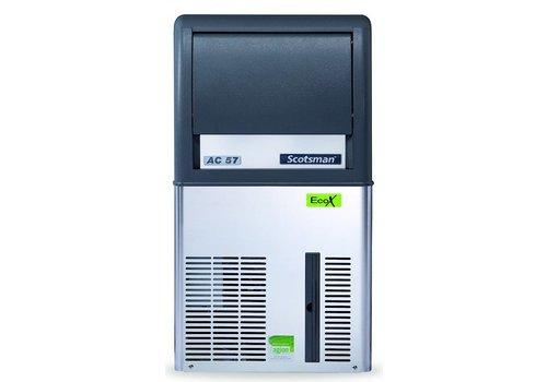 Scotsman Ice Systems Gourmet Ice machine EC 57 33 kg / D | Storage 12 kg
