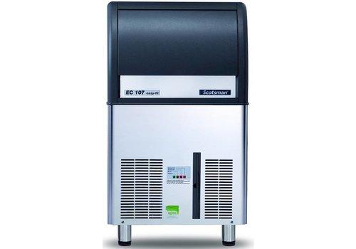 Scotsman Ice Systems Gourmet Ice machine EC 107 53kg / D | Storage 23 kg