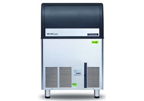 Scotsman Ice Systems Gourmet Eismaschine EC 127 75 kg / T | Lagerung 34 kg
