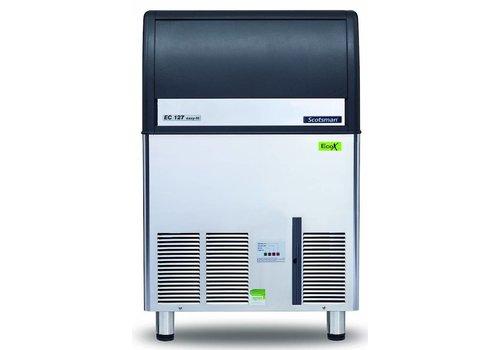 Scotsman Ice Systems Gourmet IJsblokjesmachine EC 127 75kg/D | Opslag 34 kg