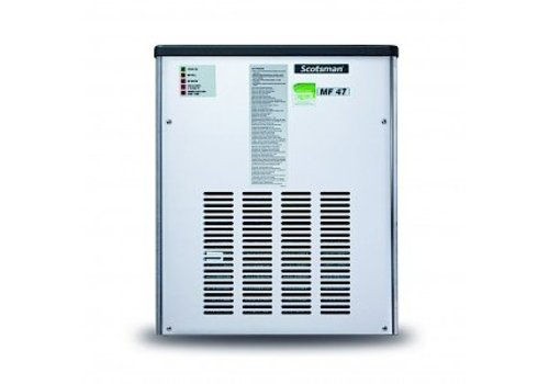 Scotsman Ice Systems Schälmaschine MF 47 R290 300kg tägliche Produktion