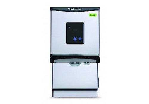 Scotsman Ice Systems Cubelet Eismaschine DXN 207 120kg / 24h | Lagerung 10 KG