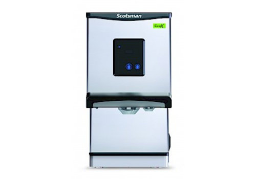 Scotsman Ice Systems Cubelet Ice Maker DXN 207 120kg / 24h | Storage 10 KG
